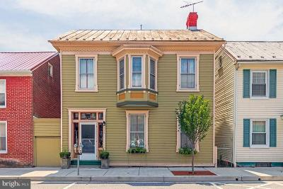 Emmitsburg Single Family Home For Sale: 122 E Main Street