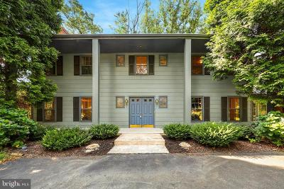 Frederick County Single Family Home For Sale: 1521 Mountain Church Road