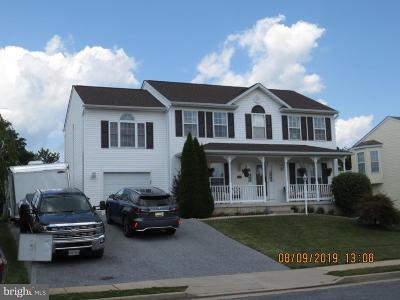 Thurmont Single Family Home For Sale: 122 Victor Drive