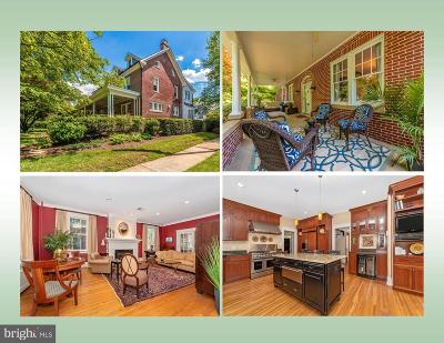 Frederick MD Single Family Home For Sale: $849,900