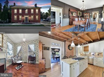 Woodsboro Single Family Home For Sale: 2 N Main Street