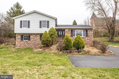 Frederick County Single Family Home For Sale: 3730 Clay Street