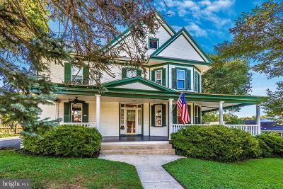 Thurmont Single Family Home Under Contract: 28 N Altamont Avenue