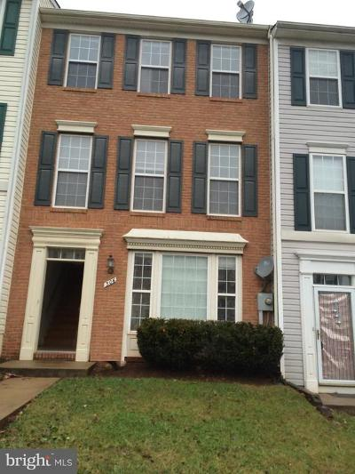 Frederick MD Townhouse For Sale: $249,900