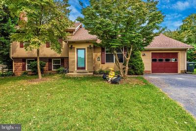 Frederick MD Single Family Home For Sale: $399,900