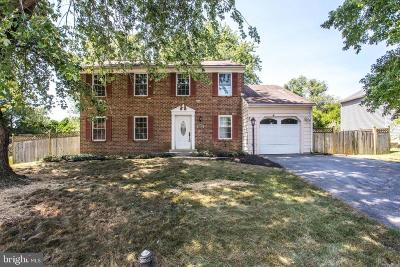 Frederick County Single Family Home For Sale: 8530 Inspiration Avenue