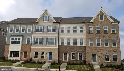 Frederick Townhouse For Sale: 3536 Flatwoods