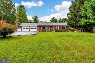 Mount Airy Single Family Home For Sale: 5426 Sidney Road
