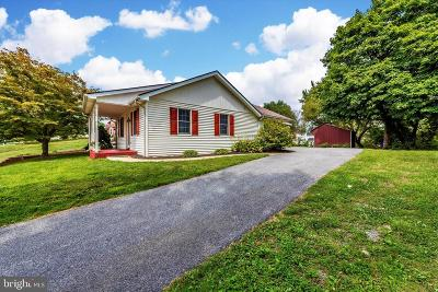 Frederick MD Single Family Home For Sale: $199,900