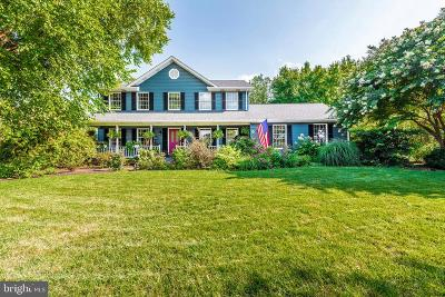 Frederick Single Family Home For Sale: 7113 Poole Jones Road