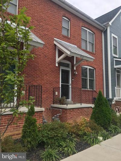Frederick MD Townhouse For Sale: $399,000