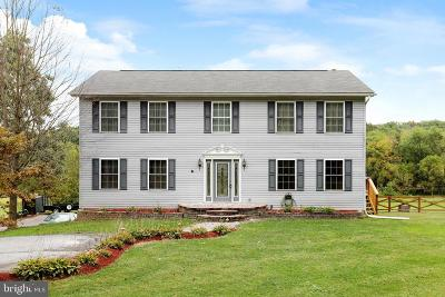 Single Family Home For Sale: 10249 Fountain School Road