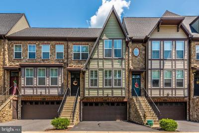 New Market Townhouse For Sale: 6971 Country Club Terrace