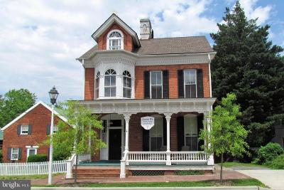 New Market Single Family Home For Sale: 33 W Main Street