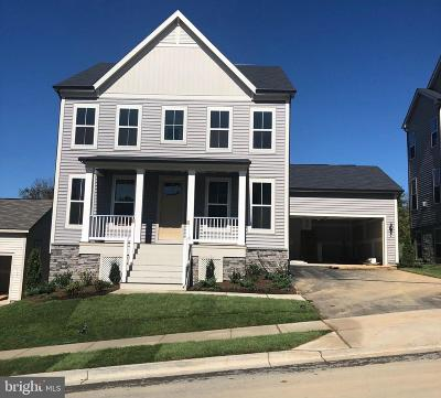 Frederick MD Single Family Home For Sale: $522,190