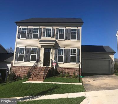 Frederick MD Single Family Home For Sale: $503,710