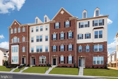 Ijamsville Condo For Sale: 5957 Etterbeek Street #4A