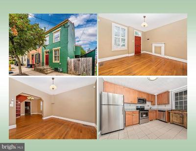 Frederick MD Single Family Home For Sale: $195,000