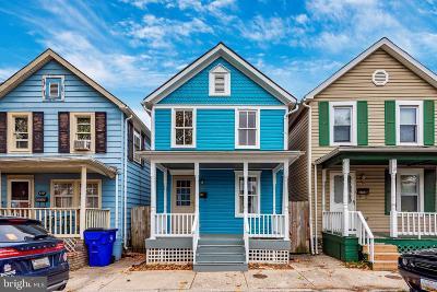 Frederick Single Family Home For Sale: 421 N Bentz Street