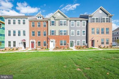 Frederick MD Townhouse For Sale: $334,230