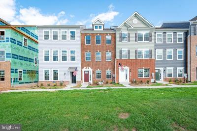 Frederick MD Townhouse For Sale: $337,230
