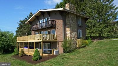 Oakland Single Family Home For Sale: 599 Paradise Ridge Road
