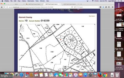 Oakland Residential Lots & Land For Sale: Lot 7 Raven Court