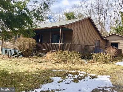 Frostburg Single Family Home For Sale: 711 Sampson Rock Road