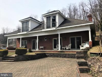 Mc Henry Single Family Home For Sale: 880 Marsh Hill Road