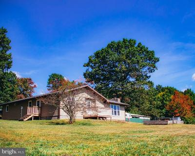 Farm For Sale: 2470 Old Frostburg Road