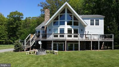 Swanton Single Family Home For Sale: 319 Glen Meadow Road