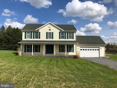 Oakland Single Family Home For Sale: 110 Weber Road