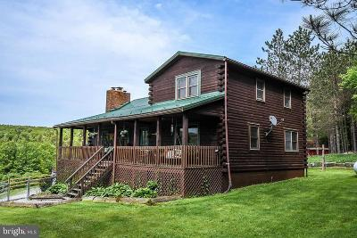 Oakland Single Family Home For Sale: 112 Ned Run Road