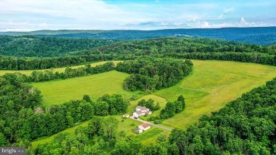 Swanton Single Family Home For Sale: 4190 Dry Run Road