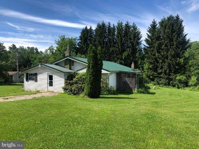 Oakland Single Family Home Active Under Contract: 167 Red Oak Road