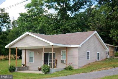 Mc Henry Single Family Home For Sale: 6347 Sang Run Road