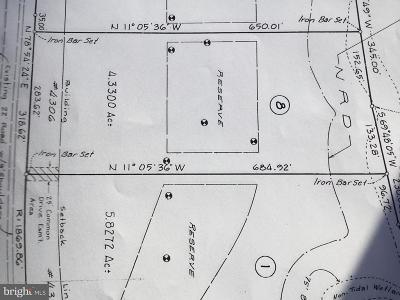 Harford County Residential Lots & Land For Sale: 4306 Federal Hill Road