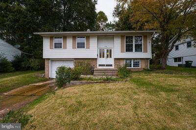 Edgewood Single Family Home Under Contract: 1938 Harewood Road
