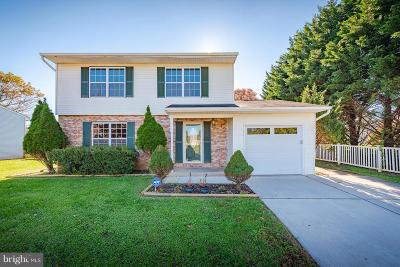 Abingdon Single Family Home For Sale: 103 Holly Wreath Drive