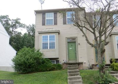 Harford County Townhouse For Sale: 4417 Tolchester Court