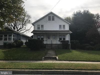 Multi Family Home Under Contract