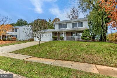 Bel Air Single Family Home For Sale: 701 Clara Terrace