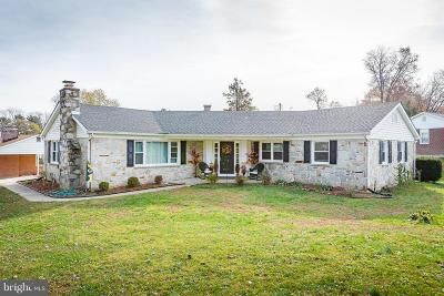 Bel Air Single Family Home For Sale: 411 Linwood Avenue