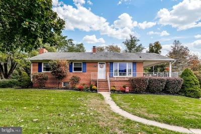 Harford County Single Family Home For Sale: 2019 Fairlane Road