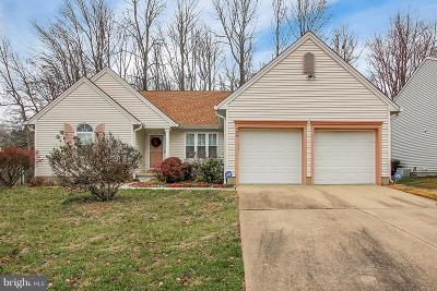 Abingdon MD Single Family Home Under Contract: $255,000