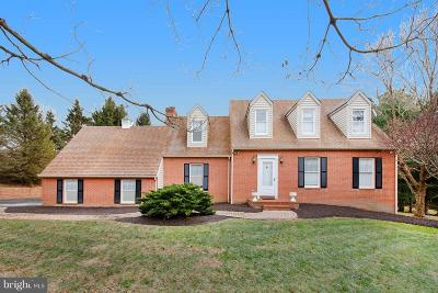 White Hall, Whiteford Single Family Home For Sale: 5109 Meadowview Drive