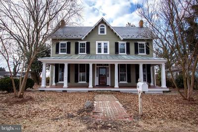 Darlington Single Family Home For Sale: 2125 Shuresville Road