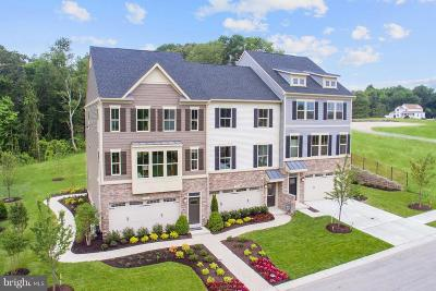 Bel Air Townhouse Under Contract: 723 Iron Gate Road