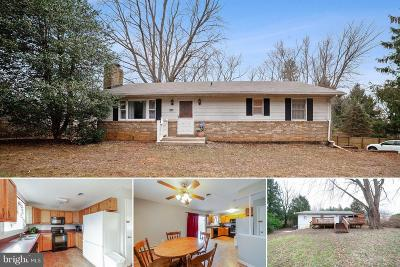 Darlington, Fallston, Forest Hill, Jarrettsville, Pylesville, Street, White Hall, Whiteford Single Family Home For Sale: 1502 N Bend Road