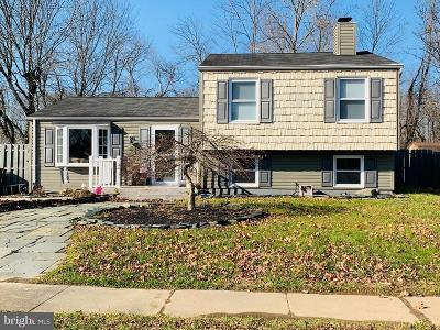 Joppa Single Family Home For Sale: 8 Bridge Drive